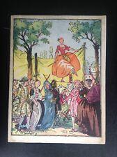 Ancien Programme Theatre des Gobelins 1930 TBE
