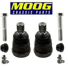 For Mazda 5 626 MPV Pair Set of 2 Front Lower Ball Joints Moog K500136