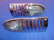 1951-51 CHEVROLET PARKING LIGHT ASSEMBLY-PAIR-12V-NEW