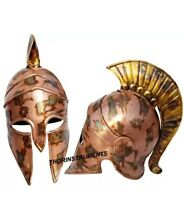 New Armor Medieval Spartan Armor Helmet 300 Rise of Empire Movie Helmet Hallowee