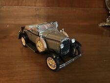 Danbury Mint 1:24 Ford Model A Roadster Diecast Metal Model
