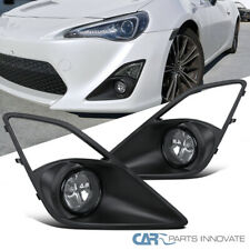For 12-16 Scion FRS Toyota 86 Clear Fog Lights Bumper Lamps+H11 Bulbs+Switch