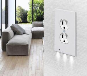 Outlet Cover Light Sensor