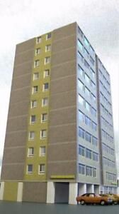 """Kingsway, 00 scale, Large Block of Flats  17"""" tall ** best seller **, ready made"""