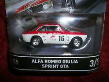 HOT WHEELS FORZA MOTORSPORT ALFA ROMEO GIULIA SPRINT GTA