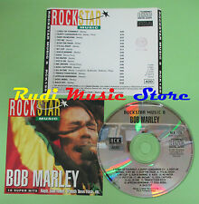 CD ROCKSTAR MUSIC 8 compilation PROMO 1991 BOB MARLEY (C16***) no mc lp dvd vhs