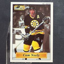 CAM NEELY  1995-96  Bashan  Imperial  Super Stickers  #7  Boston Bruins