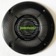 "1pcs 4""inch car speaker net cover Speaker grille Decorative circle black"