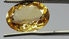 5.85 CTS Natural sparking unheated Citrine brilliant cutting