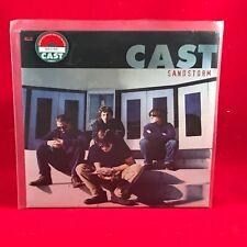 "CAST Sandstorm 1996 UK 3-track 7"" vinyl Single EXCELLENT CONDITION"