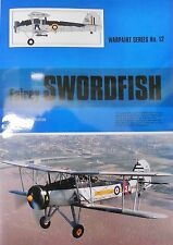 Warpaint Series No.012 - Fairey Swordfish 36 Pages         Book