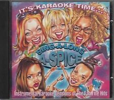 It's Karaoke Time / Sing - A - Long - A - Spice - CD: Wannabe, If U Can't Dance