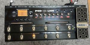 LINE6 POD X3 LIVE Multi-Effects Guitar Effect Pedal