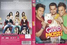 Grand Masti (Hindi DVD) (2013) (English Subtitles) (Brand New Original DVD)