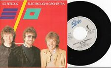 """Electric Light Orchestra - So Serious/Matter Of Factl, 7"""" Single 1986 NMint"""