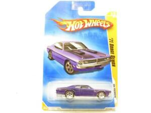 Hotwheels 71 Dodge Demon Premiere 013/166 N4016 Long Card 1 64 Scale Sealed