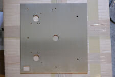 LINN LP12 TOP PLATE WITH 2 MOTOR POSITIONS