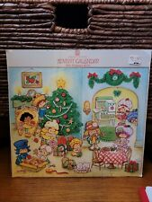 Strawberry Shortcake Christmas Advent Calendar 1982 Sealed Htf Ssc Agc