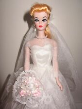 Barbie Doll wedding party 1989 porcelana Limited Edition