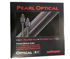Audioquest Pearl Optical (Toslink Optical Cable 8ft)