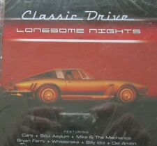 CLASSIC DRIVE - LONESOME NIGHTS   -  2 CD (TIME LIFE MUSIC) - SEALED