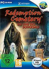 REDEMTION CEMETERY * DIE UHR DES SCHICKSALS * WIMMELBILD-SPIEL  PC CD-ROM