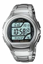 Mens Wave Ceptor Radio Controlled Casio WV-58DU-1AVEF World Time Wrist Watch New
