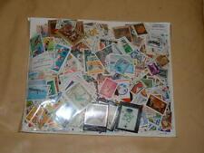MONDE ENTIER 10000 timbres différents oblitérés tous pays
