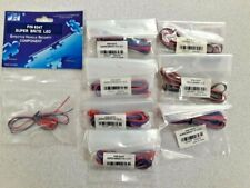New listing A Lot Of 8 Dei Super Brite Led P/N Flashing Vehicle Security Component Nib