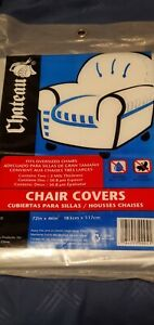 Chateau plastic protective covers