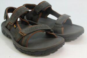 Teva M Katavi 2 Men's Black Olive Sandals (ZAP6712)