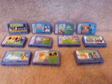 Lot 11 LeapFrog Leapster Games Thomas & Friends NemoToy Story 3 Up Wall E Batman