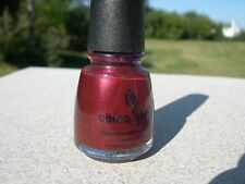 NEW - China Glaze nail lacquer - Long Kiss