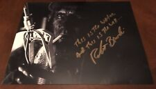 Robert Broski Twin Peaks Woodsman Signed Photo This Is The Water Inscription