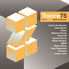 Trance 75 - 2012, Vol. 2 - 3xCD Progressive Trance New Sealed (Box C152)