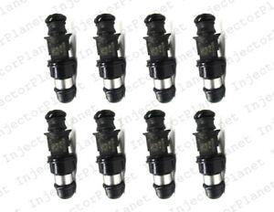 Set of 8 Delphi Fuel Injectors 99-07 GM Chevy GMC Truck 4.8L 5.3L 6.0L 25317628
