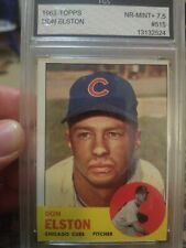 1963 Topps Don Elston Cubs
