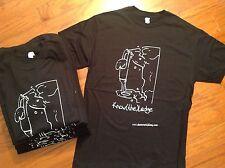 Know The Ledge Old School Hip Hop Rap t-shirt Eric B. Rakim Juice Soundtrack tee