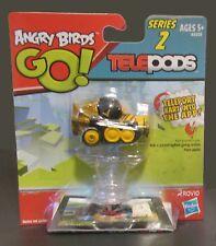 Angry Birds GO! Telepods Series 2 Black Bird Bomb Racing Kart - NEW SEALED