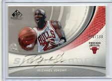 2005-06 SP Game Used Michael Jordan Significance autograph #098/100 auto faded