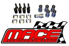 MACE 52MM FUEL INJECTOR EXTENDER KIT HOLDEN COMMODORE VS VT VX VY L67 S/C 3.8 V6