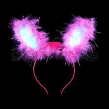 Flashing Pink Bunny Ears