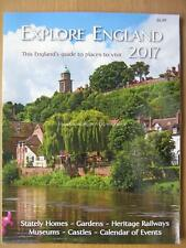 Explore England 2017 by This England Guide Gardens Stately Homes Museums