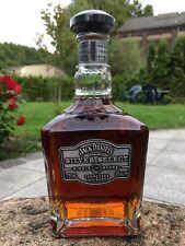 Jack daniels daniel's silver select limited edition bottle aimanski not 1895