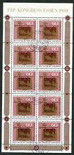 Bundespost 1065 Kleinbogen echt gestempeld