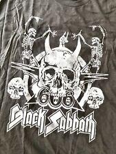 Black Sabbath Ozzy Rock Tour Concert Mens T Shirt Sz XL Gray (Vtg Style) NEW