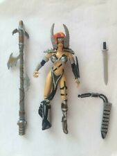 McFarlane Toys  Spawn Ultra Action Figure  ANGELA   loose + complete