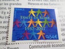 FRANCE 2007, timbre 4030, TRAITE' DE ROME, neuf** MNH STAMP