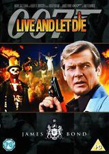 Bond Remastered - Live And Let Die (1-disc) [1973] (DVD)