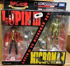 Takara Microman Lupin III Microman Takara Tomy Action Figure ML-SP01